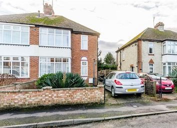 Thumbnail 3 bedroom semi-detached house for sale in Lynton Drive, Ely