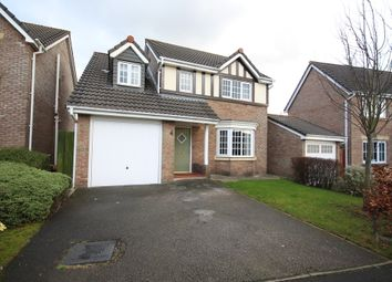 Thumbnail 4 bed detached house for sale in Mayflower Crescent, Buckshaw Village, Chorley