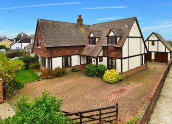 Thumbnail 4 bedroom property for sale in Mill Lane, Hawkinge, Folkestone
