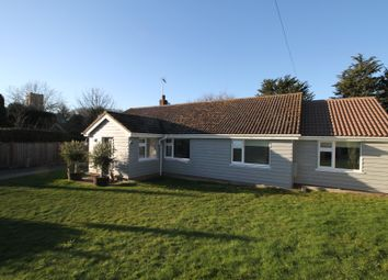 Thumbnail 5 bed detached bungalow for sale in Narrow Way, Wenhaston, Halesworth