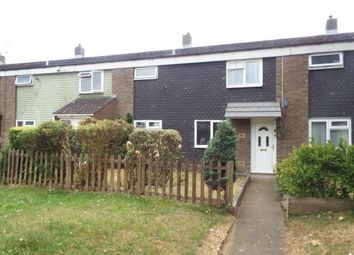 Thumbnail 3 bed terraced house for sale in Archer Road, Stevenage, Hertfordshire, England