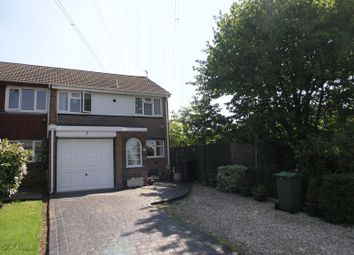 Thumbnail 3 bed terraced house for sale in Pinewoods, Halesowen