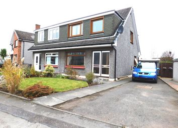 Thumbnail 3 bed semi-detached house for sale in Broom Grove, Dunfermline