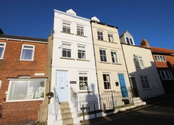 Thumbnail 3 bed terraced house for sale in East Sandgate, Scarborough