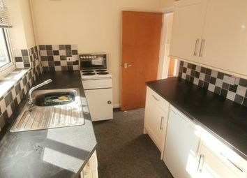Thumbnail 1 bedroom flat to rent in Gregory Street, Loughborough
