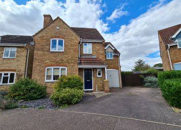 Thumbnail 4 bed detached house for sale in Brookside, Orwell, Royston