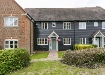 Thumbnail 5 bed terraced house for sale in Readers Court, Teston, Maidstone