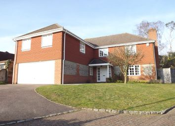 Thumbnail 5 bedroom detached house to rent in Campbell Place, Frimley, Camberley
