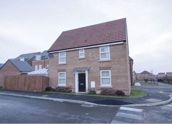 Thumbnail 3 bed detached house for sale in Ponds Court Business Park, Genesis Way, Consett