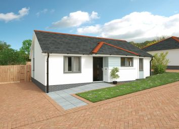 Thumbnail 2 bed bungalow for sale in Tremeadow Rise, Trewoon, St. Austell
