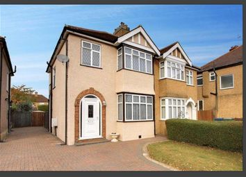 Thumbnail 3 bed semi-detached house for sale in Park Crescent, Harrow Weald, Middlesex