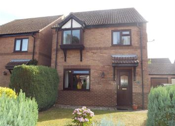 Thumbnail 3 bed detached house to rent in St. Leonards Close, Woodhall Spa