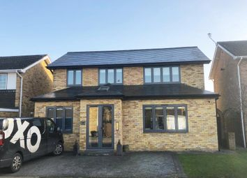 Thumbnail 4 bed detached house for sale in Leverstock Green, Hemel Hempstead