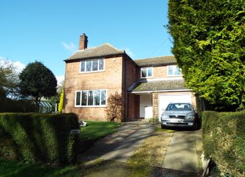 Thumbnail 5 bed detached house to rent in Church Lane, Utterby, Louth