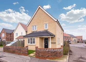 Thumbnail 4 bed detached house for sale in The Street, Blundeston