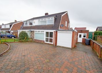 3 bed semi-detached house for sale in Willowtree Avenue, Durham DH1