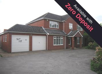 Thumbnail 4 bedroom property to rent in Main Road, Elm, Wisbech