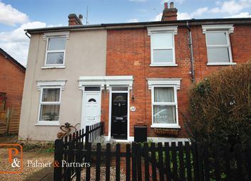 2 bed terraced house for sale in Alexandra Road, Ipswich IP4