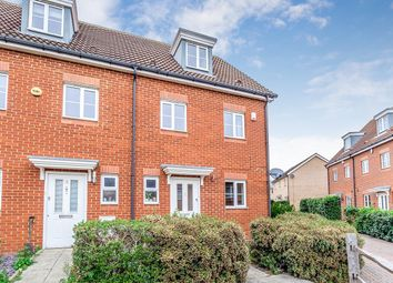 Thumbnail 4 bed terraced house for sale in Carillon Close, Hoo, Rochester