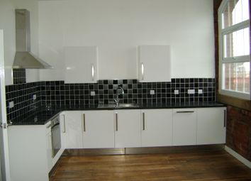 Thumbnail 1 bed flat to rent in Windsor Works, Oldham