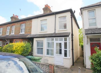 Thumbnail 3 bed semi-detached house for sale in Edgell Road, Staines-Upon-Thames, Surrey