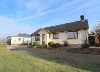 Thumbnail 3 bed detached bungalow for sale in Henllan, Llandysul