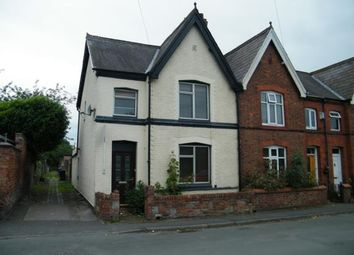 Thumbnail 3 bed end terrace house for sale in Elm Street, Northwich, Cheshire