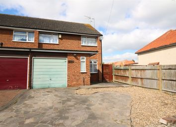 Thumbnail 4 bedroom end terrace house for sale in Bakers Road, Cheshunt, Waltham Cross, Hertfordshire