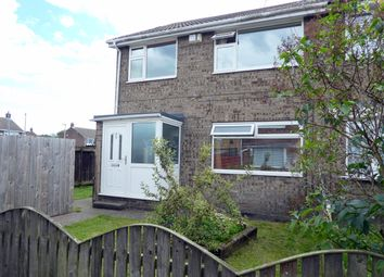 Thumbnail 3 bed end terrace house for sale in Coverdale, Hull
