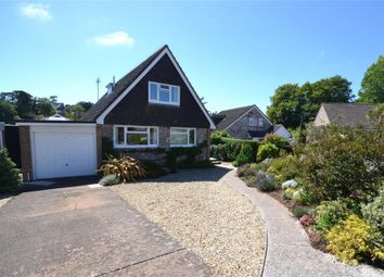 Thumbnail 3 bed detached bungalow for sale in Meadow Close, Budleigh Salterton, Devon