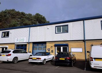 Thumbnail Industrial for sale in Unit 12 Glenmore Business Park, Poole