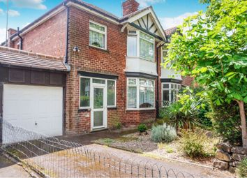 Thumbnail 3 bed semi-detached house for sale in Bedale Road, Sherwood