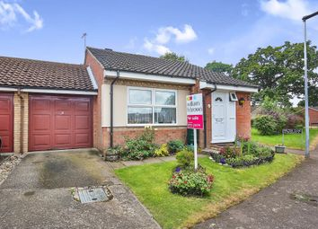 Thumbnail 2 bed bungalow for sale in Melton Close, Wymondham