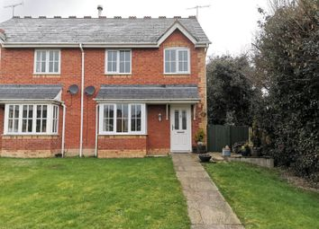 Thumbnail 3 bed semi-detached house to rent in Heritage Green, Forden, Welshpool, Powys