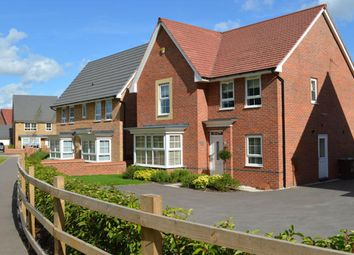 "Thumbnail 3 bed semi-detached house for sale in ""Finchley"" at Nottingham Business Park, Nottingham"
