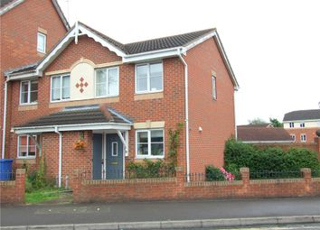 Thumbnail 2 bed end terrace house for sale in Station Road, Spondon, Derby