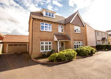 Thumbnail 5 bedroom detached house for sale in Great Clover Leaze, Cheswick Village, Bristol