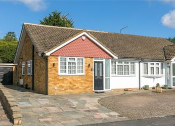 Thumbnail 2 bed semi-detached bungalow for sale in Arden Close, Bushey Heath