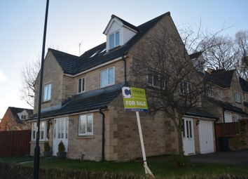 Thumbnail 5 bed detached house for sale in Woodland Court, Chapeltown, Sheffield
