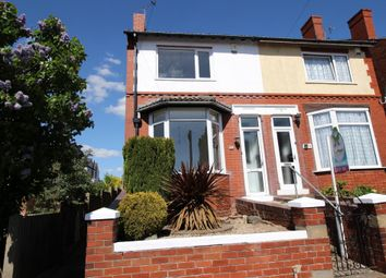 Thumbnail 3 bed semi-detached house for sale in Meadow Avenue, Mansfield