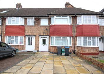 Thumbnail 3 bed terraced house to rent in Kingsbridge Road, Morden
