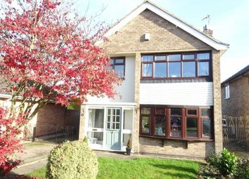 Thumbnail 3 bedroom detached house for sale in John Bold Avenue, Stoney Stanton, Leicester
