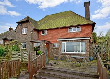 Thumbnail 4 bed detached house for sale in Hill Road, Lewes, East Sussex