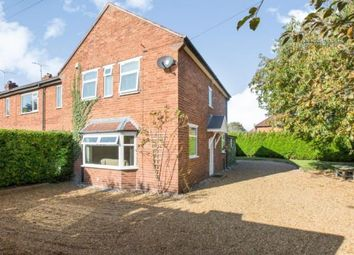 Thumbnail 3 bed mews house for sale in Birch Avenue, Alsager, Stoke-On-Trent, Cheshire