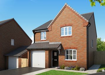 """Thumbnail 4 bed property for sale in """"The Orchid"""" at Mansfield Road, Tibshelf, Alfreton"""