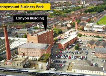 Thumbnail Office to let in Floor, The Lanyon Building, Jennymount Business Park, Belfast, County Antrim