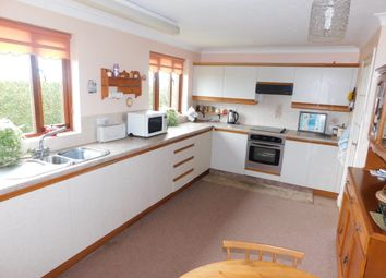 Thumbnail 4 bedroom detached bungalow for sale in Straight Road, Battisford