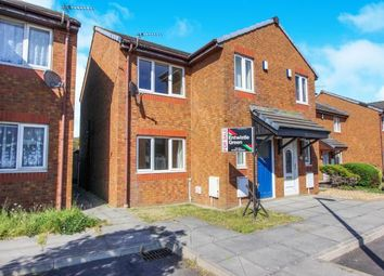 Thumbnail 3 bed semi-detached house for sale in Warren Grove, Thornton-Cleveleys