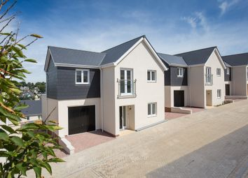 "Thumbnail 4 bed detached house for sale in ""The Hamilton"" at Primrose, Weston Lane, Totnes"