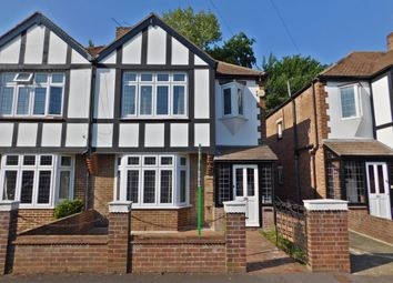 Thumbnail 3 bed semi-detached house for sale in Firgrove Crescent, Portsmouth
